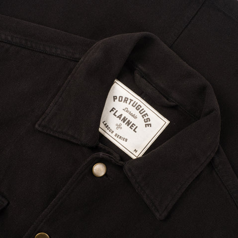 CHAMP DENIM - BLACK