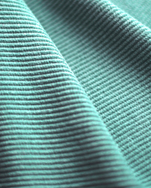 corduroy shirt turquoise detail fabric