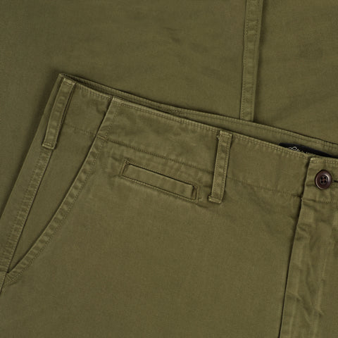 LABURA TROUSERS - MILITARY OLIVE