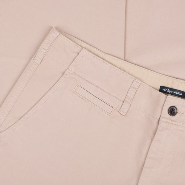 sand trousers detail button