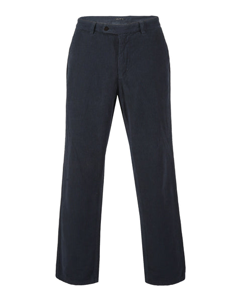 corduroy trousers navy product front