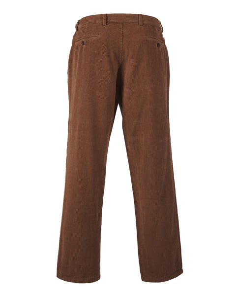 corduroy trousers brown product back