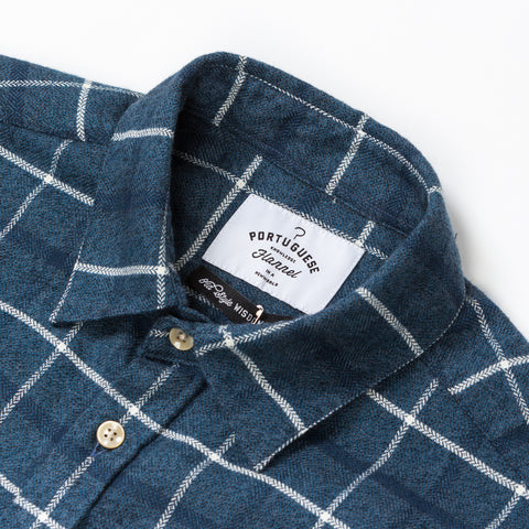 Briteiro Green - Flannel