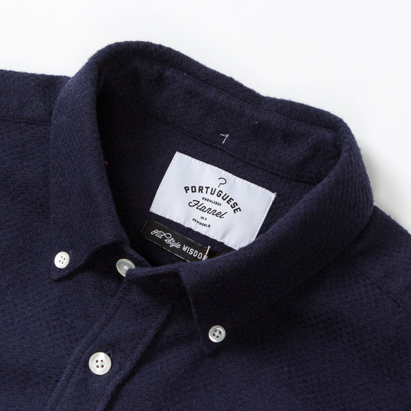 Suave Blue - (Heavy Flannel)