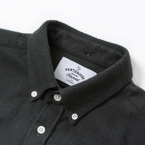 Suave Green - (Heavy Flannel)