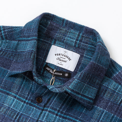 Veste Blue - (Flannel)
