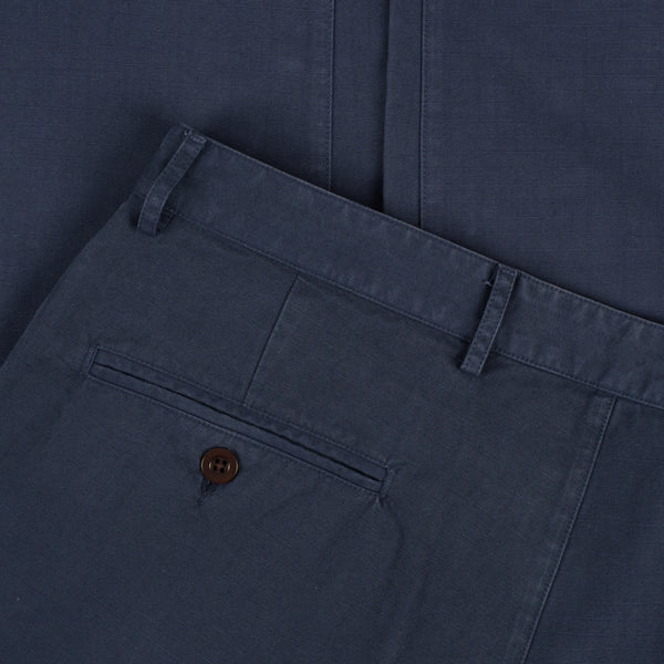 RIPSTOP TROUSERS - NAVY