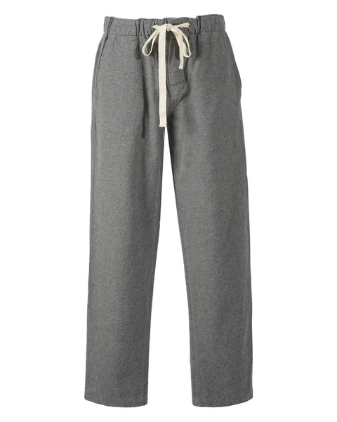 flannel trousers grey product front