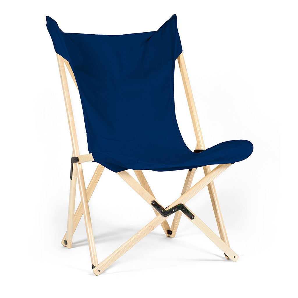 Eligo - La Tripolina BLUE NAVY NATURAL (Chair) - 1