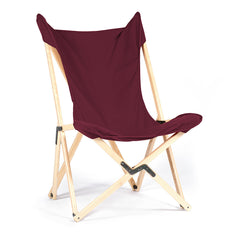Eligo - La Tripolina BORDEAUX NATURAL (Chair) - 1