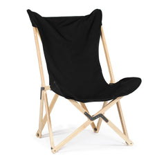 Eligo - La Tripolina BLACK NATURAL (Chair) - 1