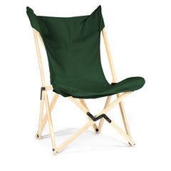 Eligo - La Tripolina DARK GREEN NATURAL (Chair) - 1
