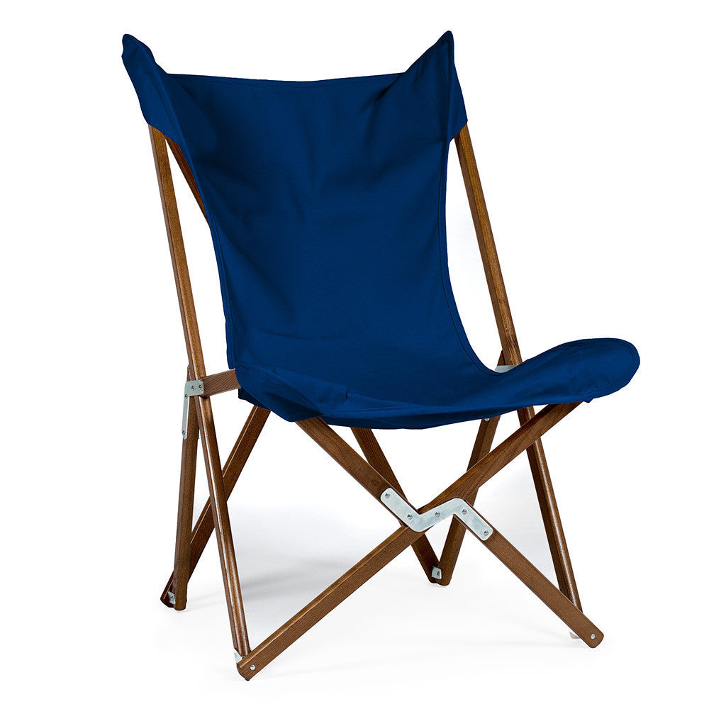 Eligo - La Tripolina BLUE NAVY STAINED (Chair) - 6