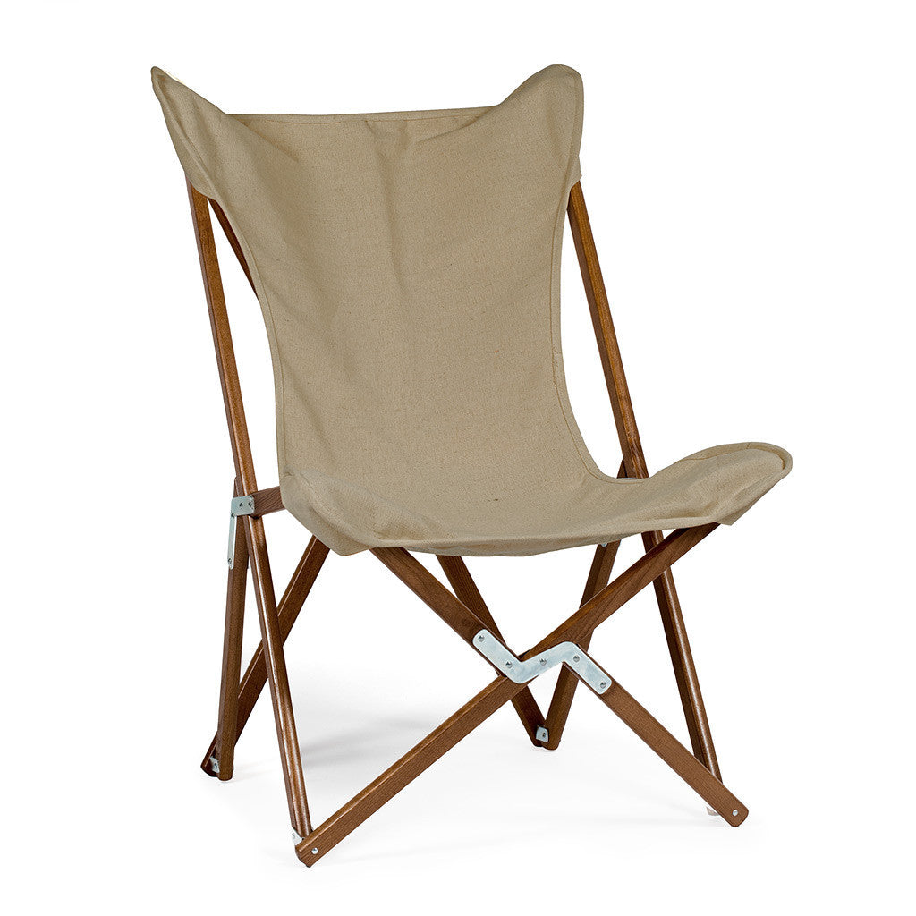 Eligo - La Tripolina LIGHT BROWN STAINED (Chair) - 6