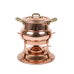 Eligo - Fondue set  (Copper) - 1
