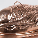 Eligo - Fish tray dish  (Copper) - 3