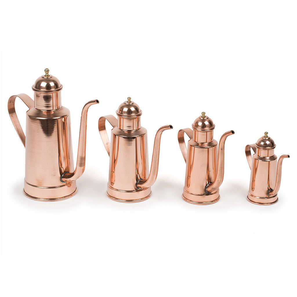 Eligo - Oil cruet  (Copper) - 4