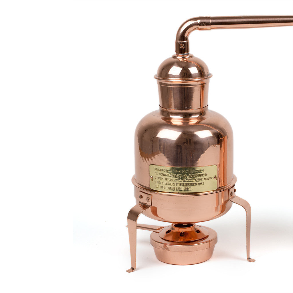 Eligo - Alembic Small - 1,5 liters  (Copper) - 2