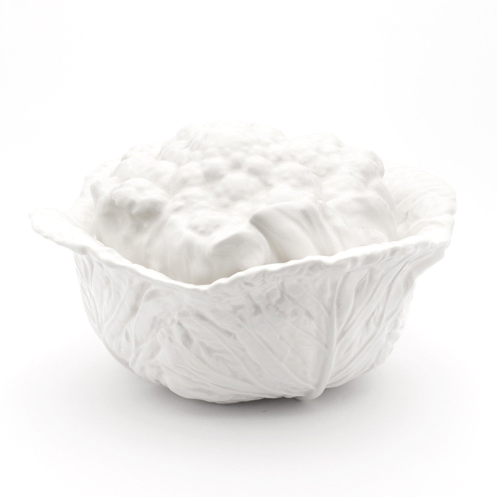Eligo - Cauliflower tureen  (Ceramics) - 1