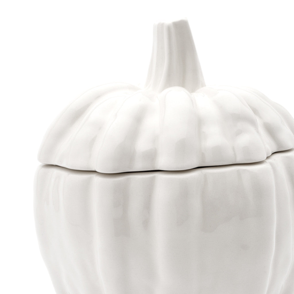 Eligo - Pumpkin soup tureen S  (Ceramics) - 2