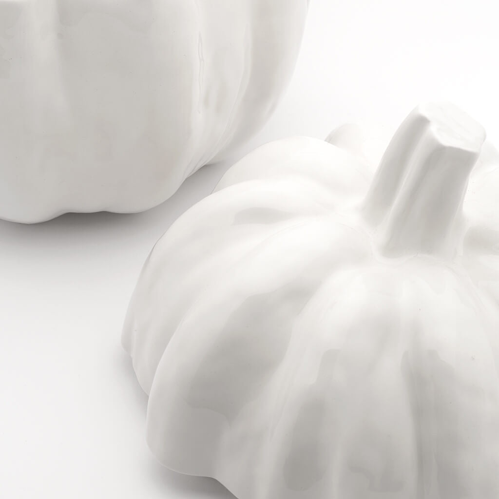Eligo - Pumpkin soup tureen L  (Ceramics) - 5