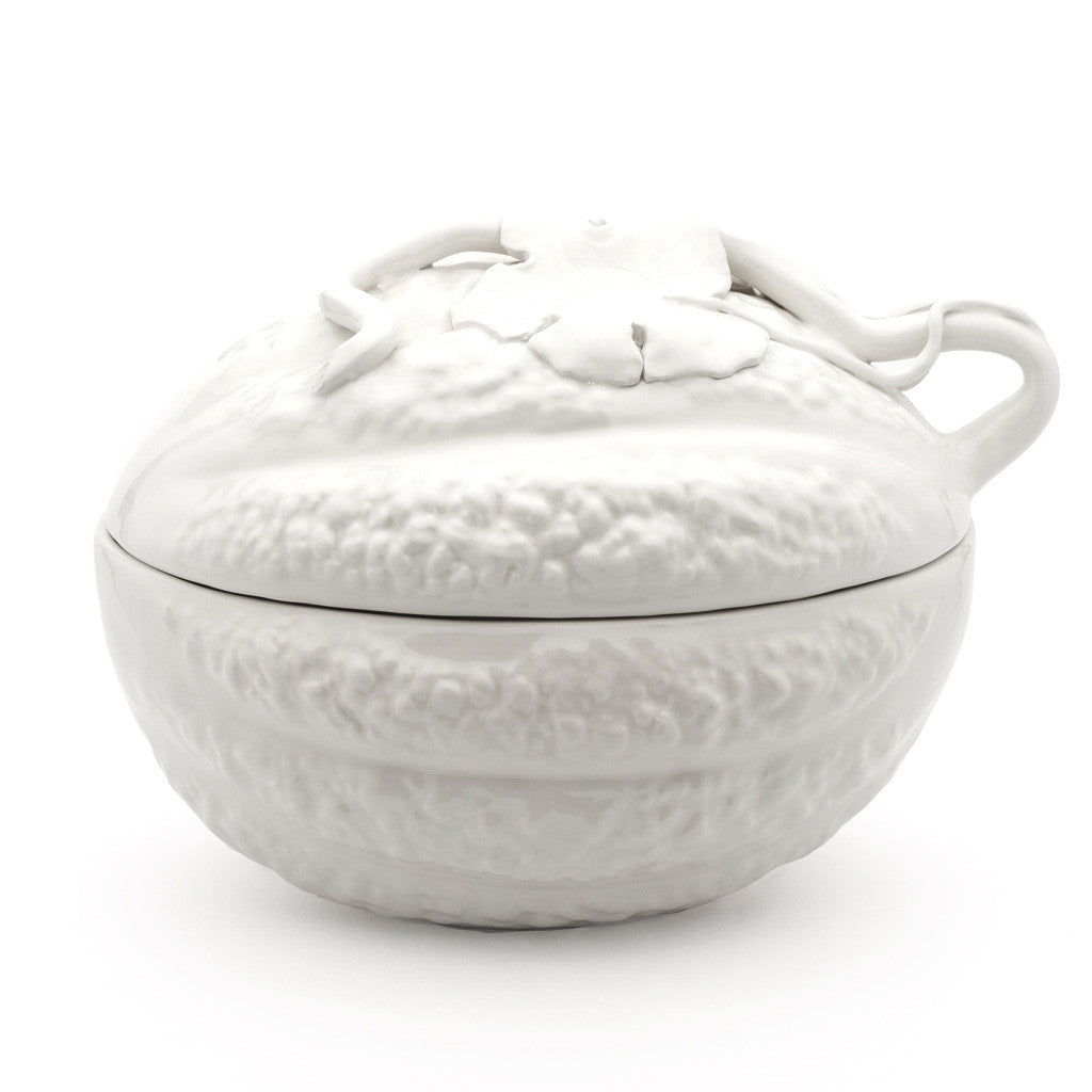 Eligo - Soup tureen melon  (Ceramics) - 1
