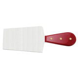 Eligo - Trapezium knife Red Handle (Full tang) (Knives) - 1