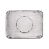 Eligo - Rectangular Placemat  (Pewter)