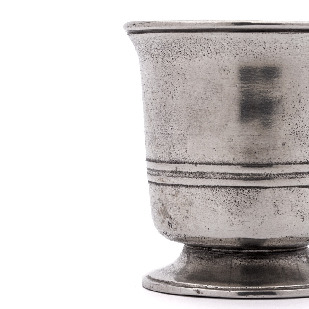 Eligo - Small Tumbler  (Pewter) - 2