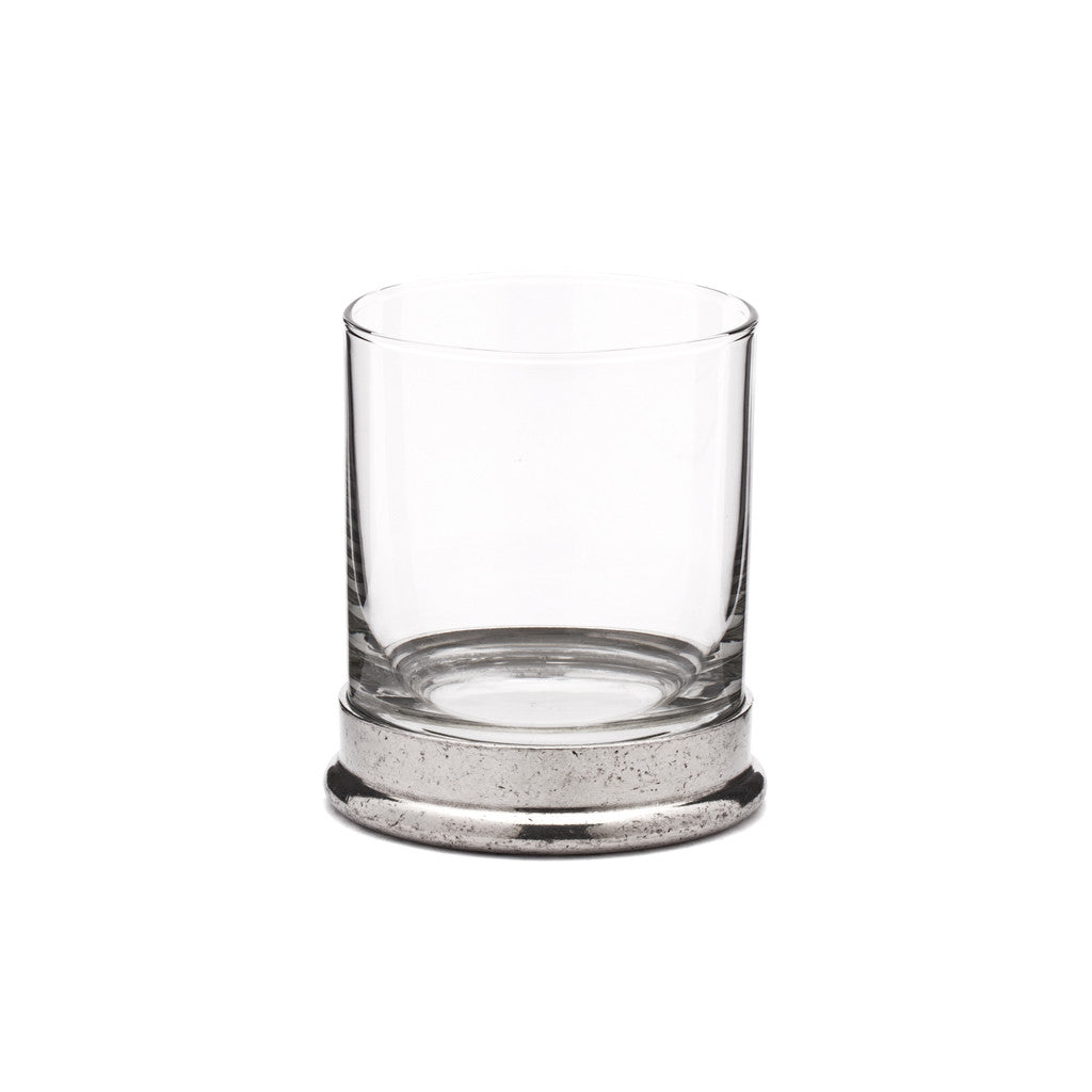 Eligo - Water Glass  (Pewter)