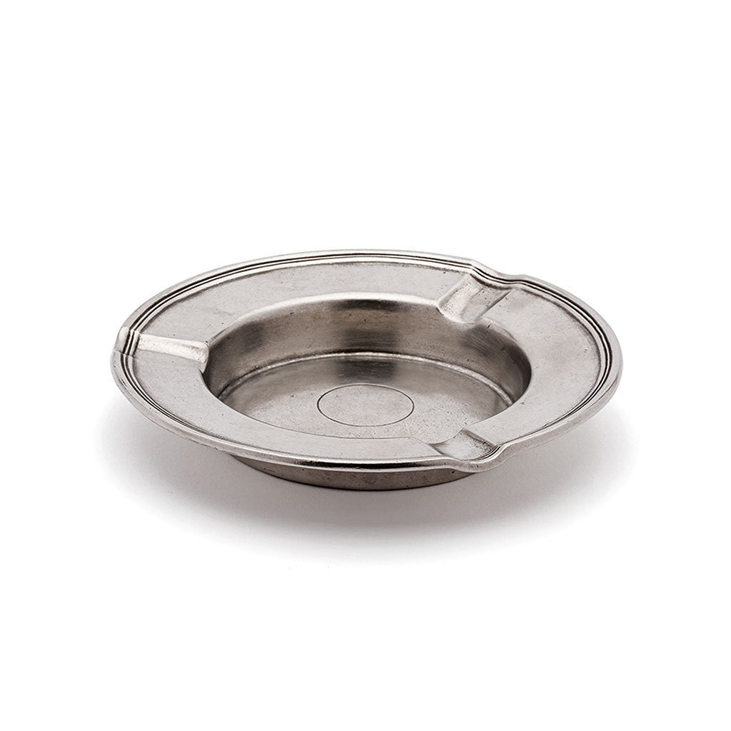 Eligo - Round Ashtray  (Pewter) - 1