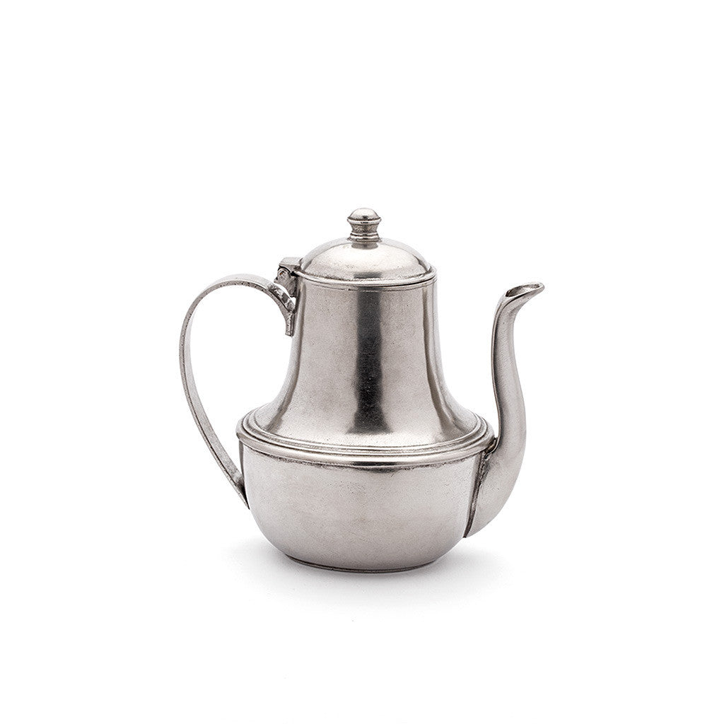 Eligo - Coffee Pot  (Pewter) - 1