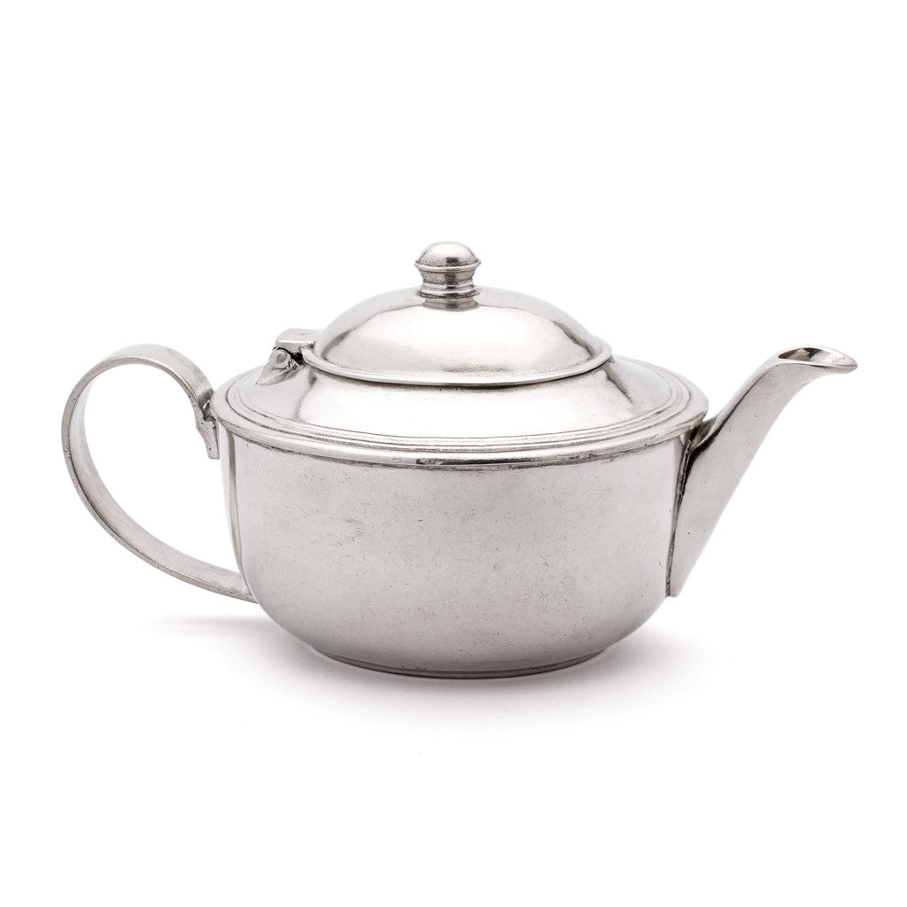 Eligo - Tea Pot  (Pewter) - 1