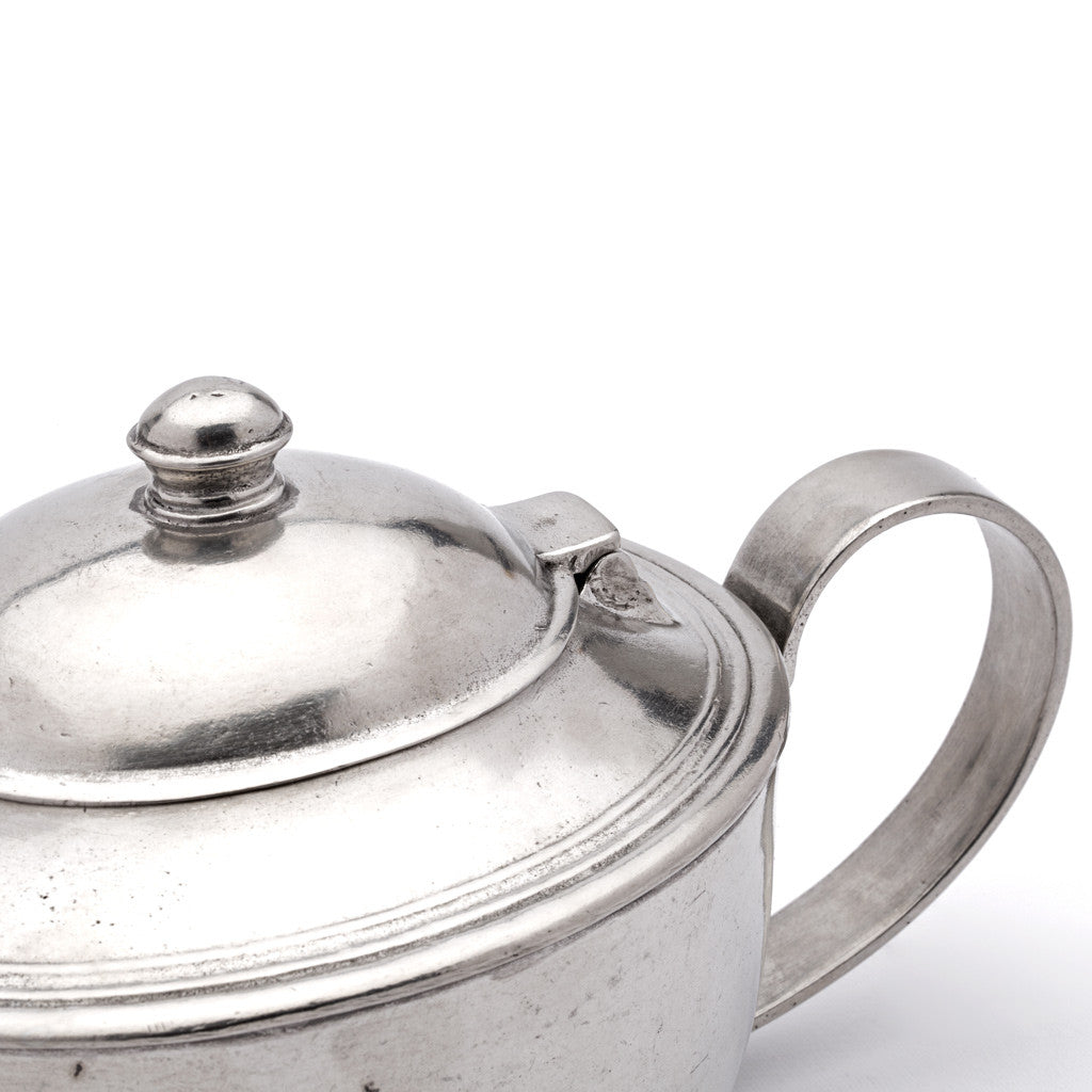 Eligo - Tea Pot  (Pewter) - 2