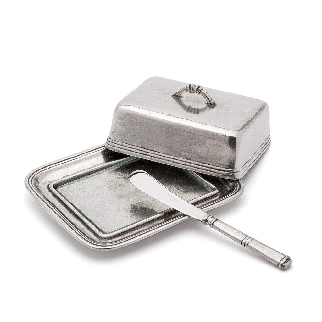 Eligo - Small Butter Spreader  (Pewter) - 2
