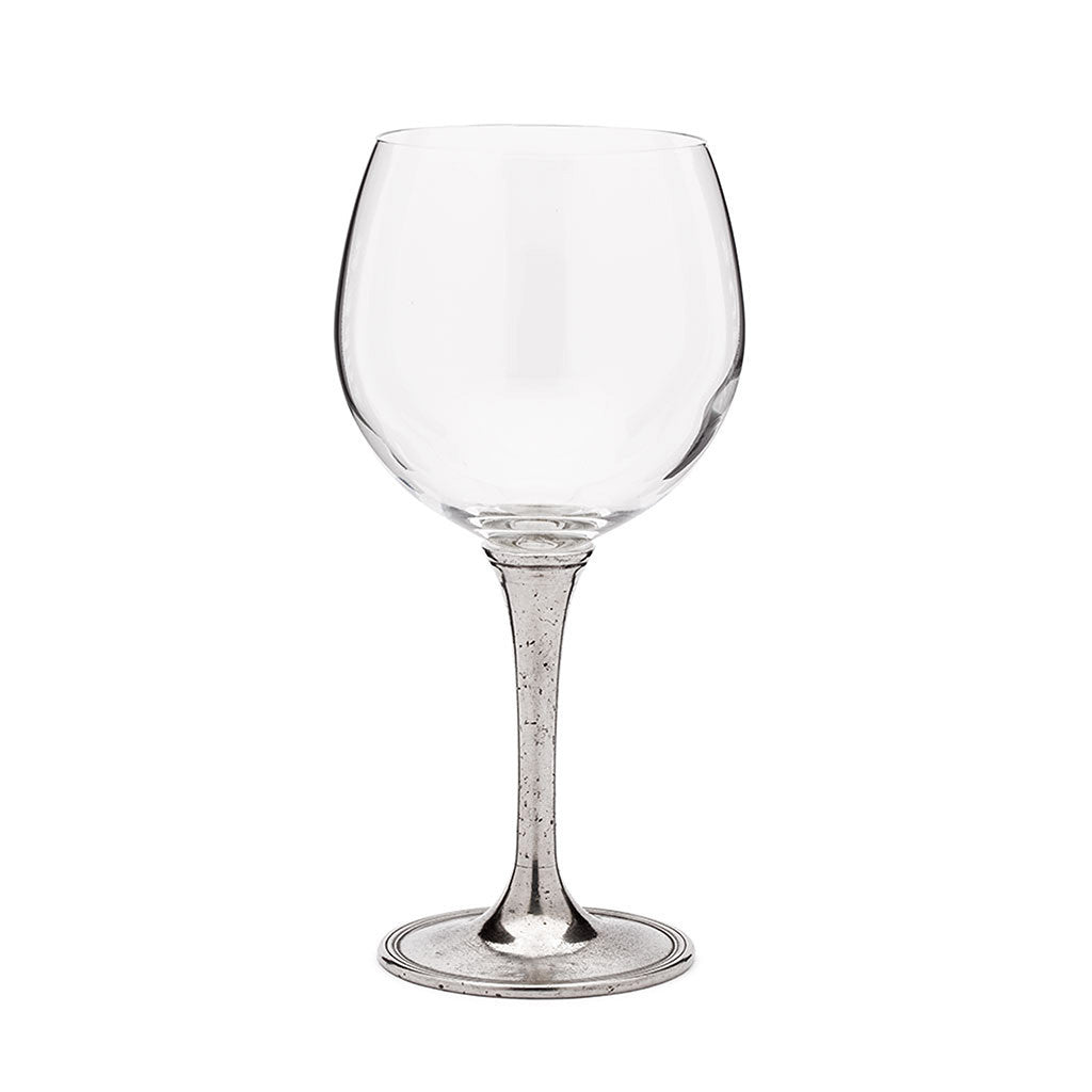 Eligo - Red Wine Glass  (Pewter)