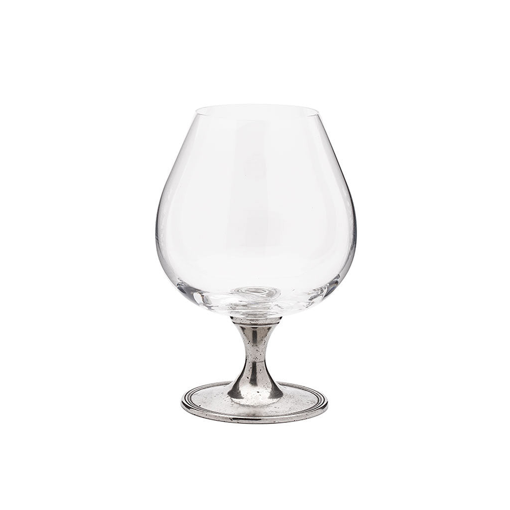 Eligo - Cognac Glass  (Pewter)