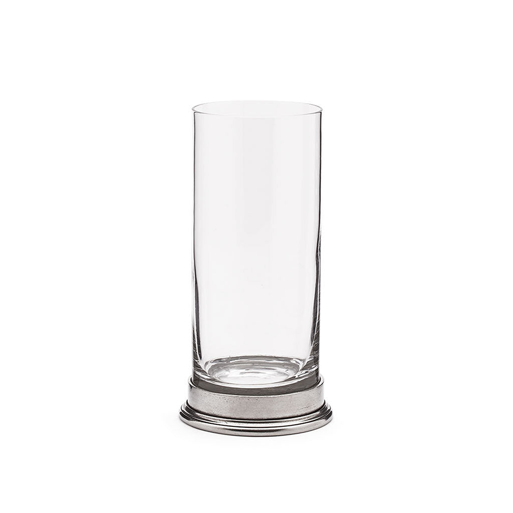 Eligo - High Ball Glass  (Pewter) - 1