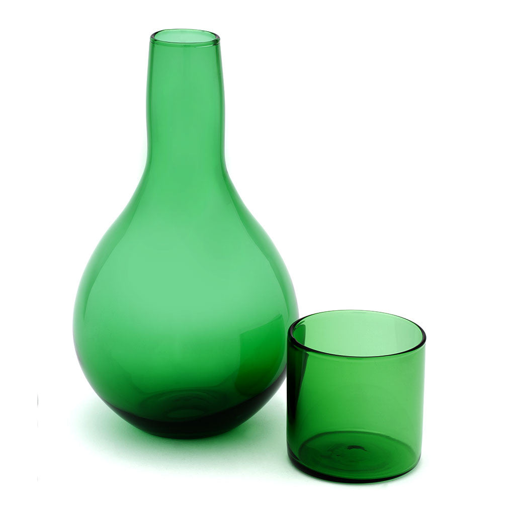 Eligo - Flask Green  (Glasses) - 2