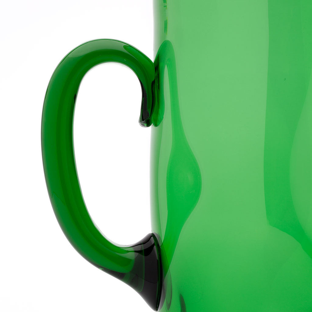 Eligo - Bugnato Jug Green  (Glasses) - 3