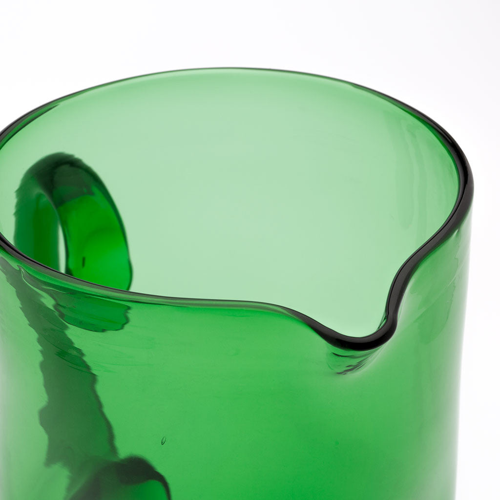 Eligo - Bugnato Jug Green  (Glasses) - 2