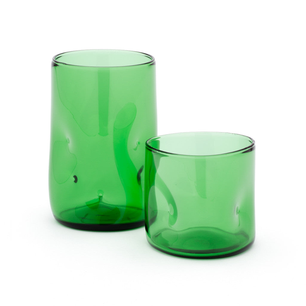 Eligo - Bugnato High Glass Green  (Glasses) - 3