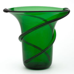 Eligo - Strip Vase Green  (Glasses) - 1