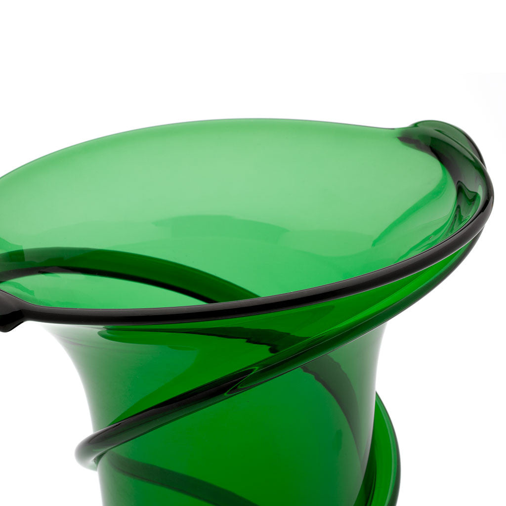 Eligo - Strip Vase Green  (Glasses) - 3