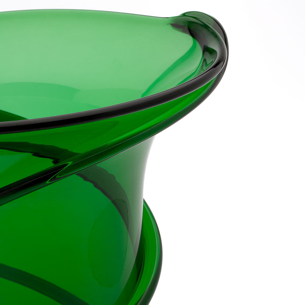 Eligo - Strip Vase Green  (Glasses) - 2
