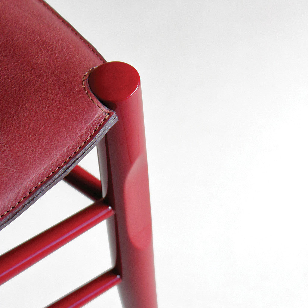 Solferino Leather Chair