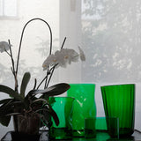 Bugnato Large Vase Green