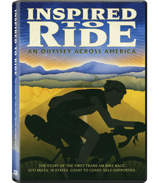 Inspired to Ride Film DVD