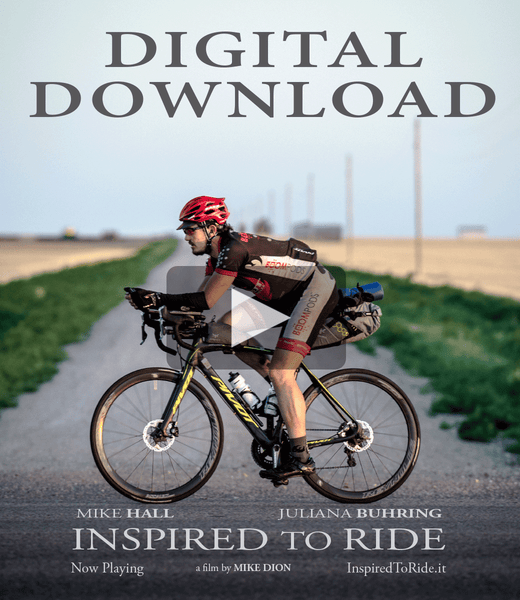 Inspired to Ride Digital Download + Extras