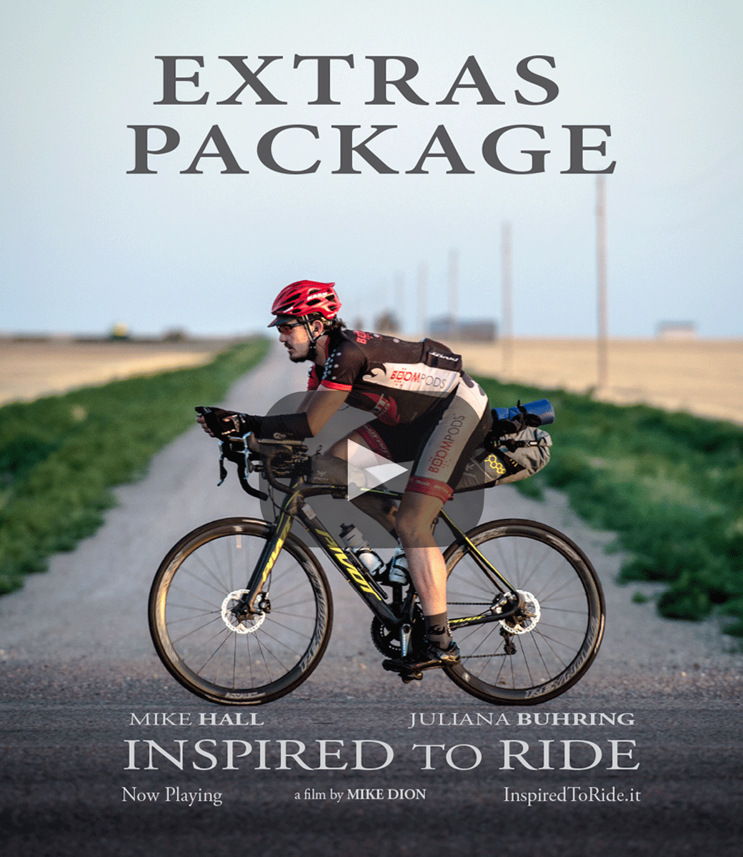 Inspired to Ride Mega Extras Download